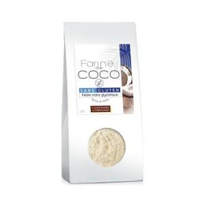 Farine de coco sans gluten